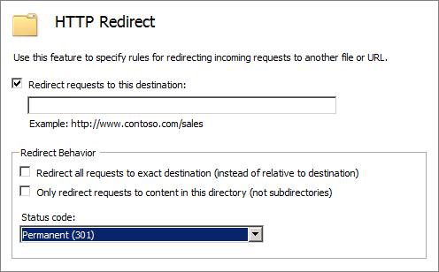 IIS7_Redirect