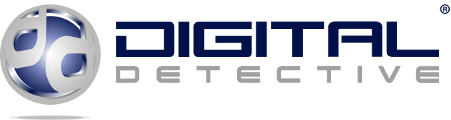 Digital Detective Logo