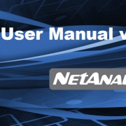 Front page of the Digital Detective NetAnalysis® v1.5 user manual
