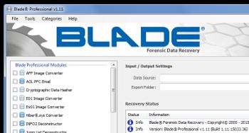 Digital Detective Blade