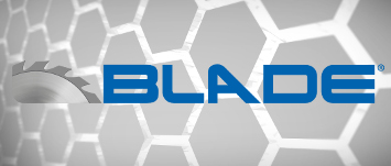 Digital Detective Blade® logo on hex background which links to Blade® product page