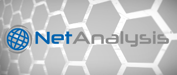 Digital Detective NetAnalysis® logo on hex background which links to NetAnalysis® product page