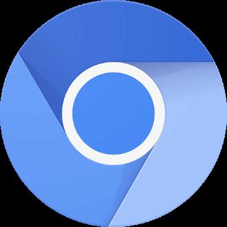 Chromium Browser Logo